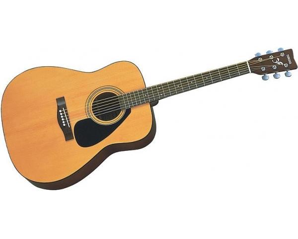 Yamaha f 310 chitarra acustica for Ganci per appendere chitarre