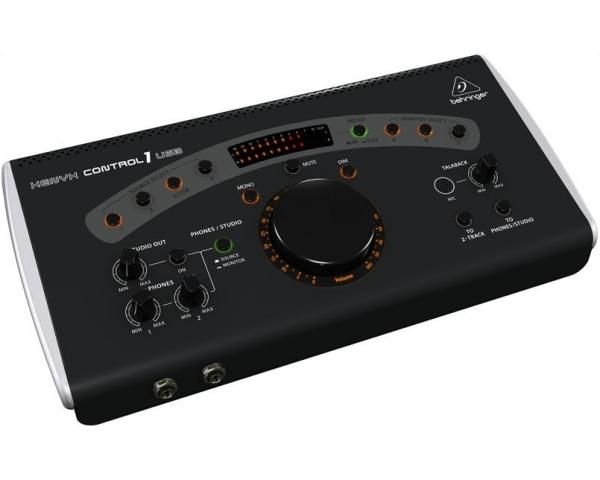 behringer xenyx control1 usb mixer monitor interfaccia audio usb control 1 one. Black Bedroom Furniture Sets. Home Design Ideas
