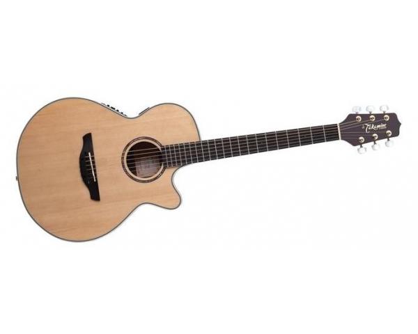 Takamine eg568 c chitarra acustica natural for Ganci per appendere chitarre