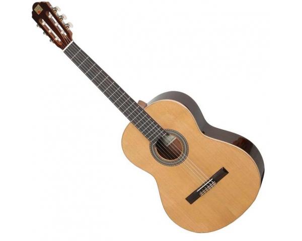 Alhambra 1c chitarra classica for Ganci per appendere chitarre