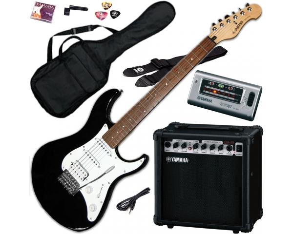 Yamaha eg112gp guitar pack completo per chitarra elettrica for Ganci per appendere chitarre